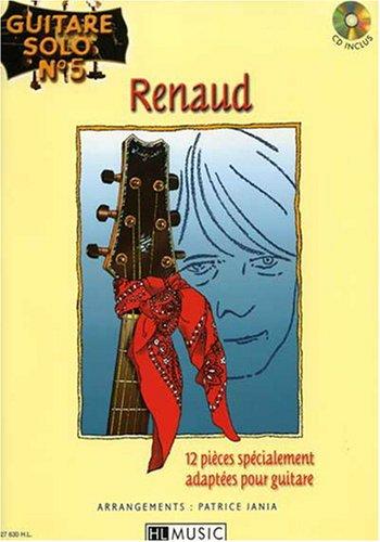 Guitare solo n°5 : Renaud