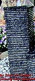 Granit - Wasserspiel Flow, 15x15 cm, H 20/35/50 cm