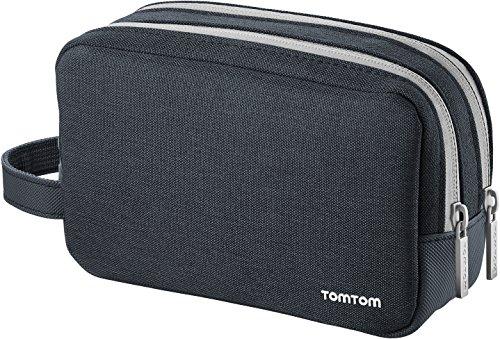 TomTom-Universaltragetasche (geeignet für alle TomTom-Navigationsgeräte, mit 4,3-Zoll, 5-Zoll- und 6-Zoll-Display, z. B. TomTom GO, Start, Via, GO Basic, GO Essential, Rider, GO Professional, GO Camper)