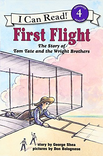 First Flight (I Can Read 4)