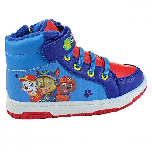 85df848d3747b1 EISKÖNIGIN Kinder Sneakers Turnschuhe Kinderschuhe Low-Top PAW PATROL TEAM  od Schuhe für Mädchen