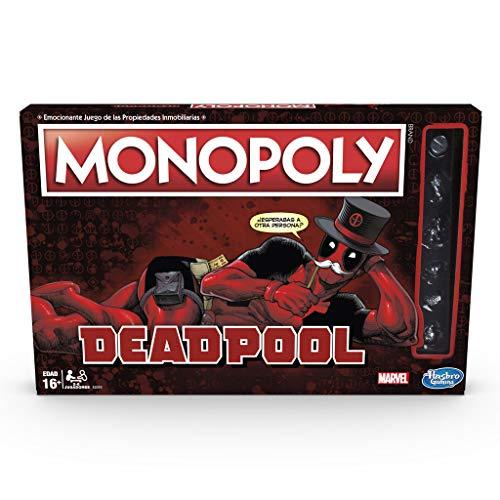 Monopoly Deadpool Hasbro E2033105