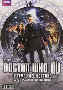 Doctor Who - Il Tempo del Dottore (2 DVD)