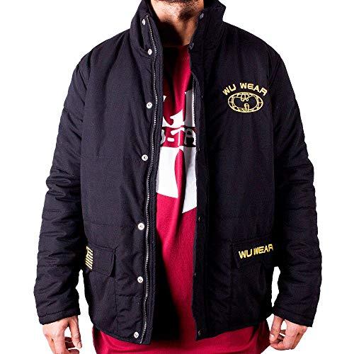 Wu Wear - Wu Tang Clan - Wu Wear Script Winter Jacket - Wu-Tang Clan Größe XXL, Farbe Black (Wear Jacke Wu)