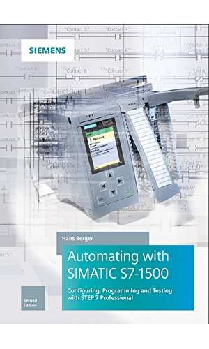 Automating with simatic s7 1500 ebook hans berger amazon automating with simatic s7 1500 by hans berger fandeluxe Choice Image