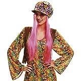 My Other Me - Gorra hippie con pelo, 59 cm (Viving Costumes MOM02440)