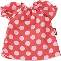 Gotz 3402908 Doll Dress Dotty - Size S - Dolls Clothing - Suitable For Baby Dolls Size S (30 - 33 cm)