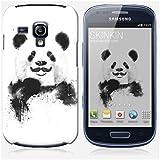Coque Samsung Galaxy S3 mini de chez Skinkin - Design original : Funny Panda par Soltib