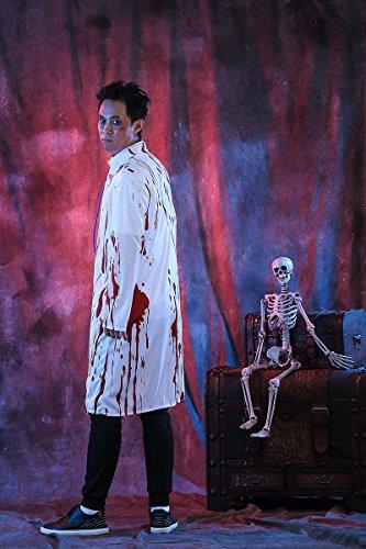 Kostüm Krankenschwester Männliche Sexy - CYY Halloween Horror Krankenschwester Kleidung COS Männlich Weiblich Arzt, XL