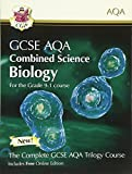 New Grade 9-1 GCSE Combined Science for AQA Biology Student Book with Online Edition