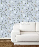Arthouse Enchantment Wallpaper Night Owl Duck Egg 665001 Full Roll by Arthouse