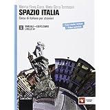 Spazio Italia: Manuale + Eserciziario 1 (A1)