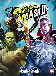 Smash Up: Monster Smash Card Game Expansion