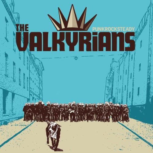 The Valkyrians: Punkrocksteady (Audio CD)