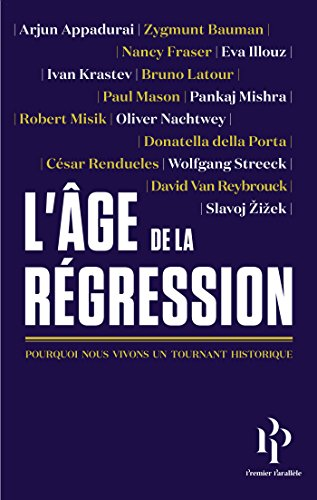 Telecharger L Age De La Regression Francais Pdf