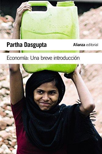 Economía: Una breve introducción (El Libro De Bolsillo - Ciencias Sociales) por Partha Dasgupta
