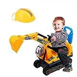 Excavadora de Juguete, Vehículos de Juguete Regalo para niños Coches...