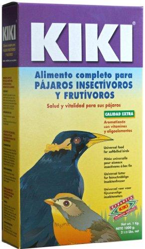 Nourriture pour Oiseaux insectivores et frugivores 1kg