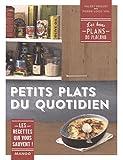 Telecharger Livres Petits plats du quotidien (PDF,EPUB,MOBI) gratuits en Francaise