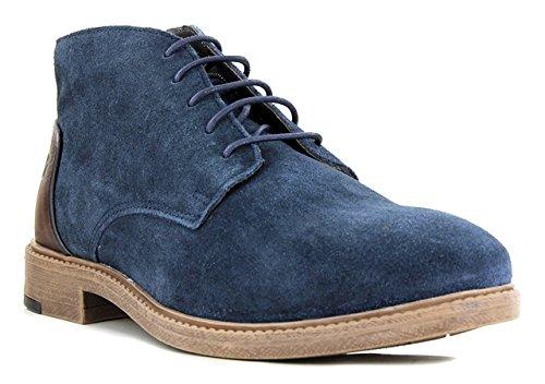 Chaussures Redskins Boots / bottes Vinati marine marron Bleu Marine