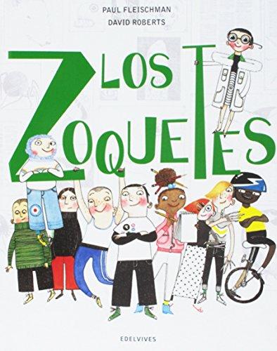 Los Zoquetes (Álbumes infantiles) - 9788414010297