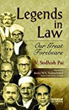 Legends in Law: Our Great Forebears