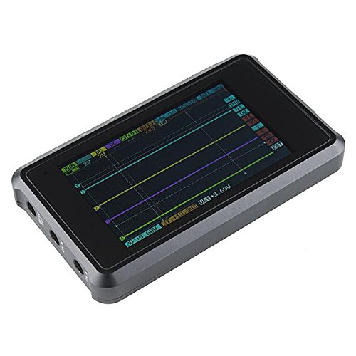dso 203 DSO Quad - Pocket Digital Oscilloscope (Black)