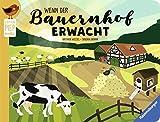 Wenn der Bauernhof erwacht (Edition Piepmatz)