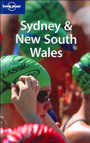 Lonely Planet Sydney & New South Wales (Regional Guide) by Justine Vaisutis (2007-05-01)