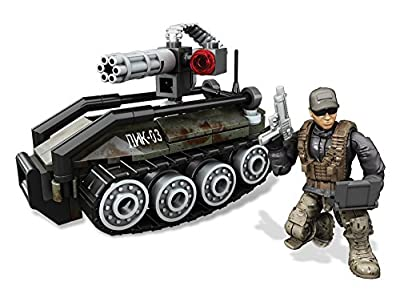 Call of Duty Mega Bloks Atlas Mobile Turret Building Set by Call of Duty