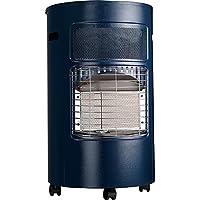 FAVEX EKTOR Design Chauffage au gaz, Bleu, 41,5x46x73 cm