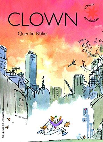 Clown (L'heure des histoires) por Quentin Blake