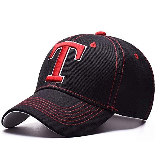 906e544313b03 JINRMP Baseball Cap Unisex Sports Leisure Hats Letter T Embroidery Sport  Cap for Men and Women Hip Hop Hats