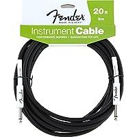 Fender Performance Serie Cable pour Instrument 6m Noir
