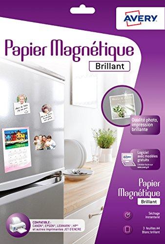 avery-3-feuilles-de-papier-magnetique-a4-impression-jet-dencre-brillant-c9420