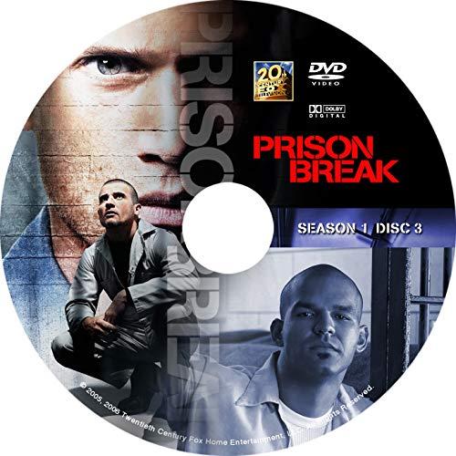 Prison Break Season One Disc 3