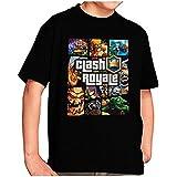 Camiseta Clash Royale Personajes GTA Style (5-6 años) (Todas las tallas disponibles)