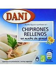 Dani Chipirones Rellenos En Aceite Vegetal - 148 gr