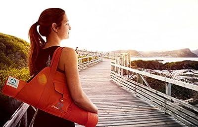 Yogamatte »Ravana« Die ideale Yoga- und Gymnastikmatte für Yoga-Einsteiger. Maße: 183 x 61 x 0,4cm / Indian türkis