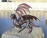 Drache aus Bronze