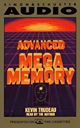 Advanced Mega Memory by Kevin Trudeau (1995-01-01)