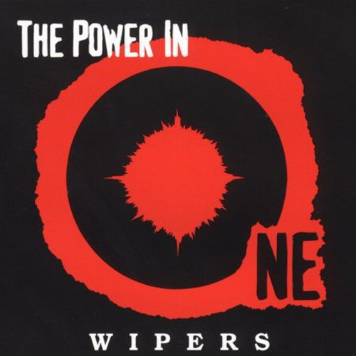 Wipers: The Power in One (Audio CD)