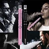 Best Vape E Cigs - E Cigarette EOSVAP Vape Starter kit - Double Review