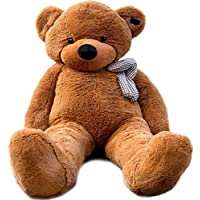 Dark Brown Teddy Bear 140cm
