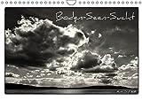 Boden-Seen-Sucht (Wandkalender 2019 DIN A4 quer): Der Bodensee und der angrenzende Rhein in zeitlosen Schwarz-Weiß-Fotos (Monatskalender, 14 Seiten ) (CALVENDO Kunst)