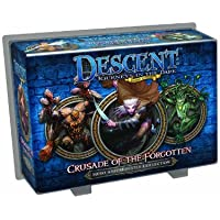 Descent: Journeys in the Dark 2nd Edition Crusade of the Forgotten Expansion