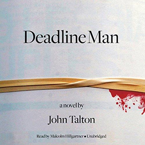 Deadline Man  Audiolibri