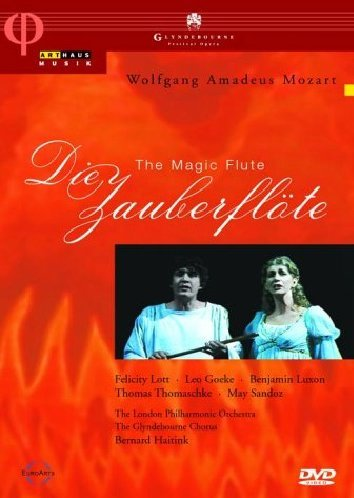 Mozart, Wolfgang Amadeus - Die Zauberflöte (NTSC)