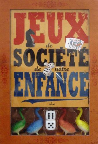 BOX JEUX DE NOTRE ENFANCE