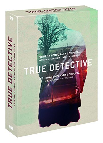 Pack True Detective - Temporadas 1-2 [DVD]